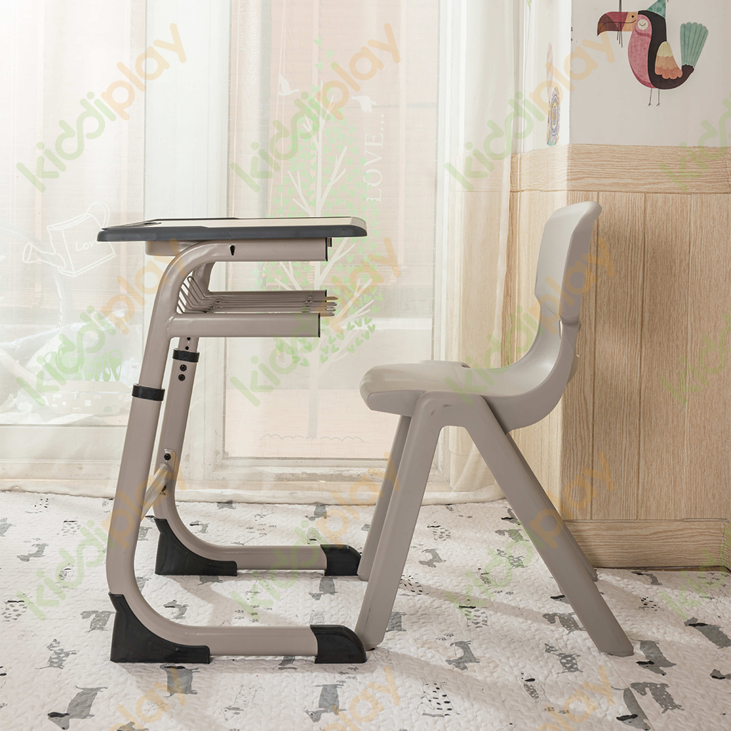 2019 Kindergarten Ajustable Tatle And Chair for kids