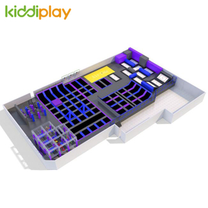 Best China Low Price Kids Indoor Trampoline Bed Adults Professional Trampoline Park