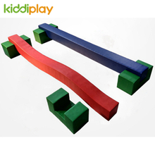 Early Education Toddler Single-Plank Bridge Indoor Playground