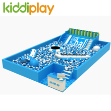 Quality Kids Indoor Advance Playground Kids Playground with Big Ball Pool For Sale