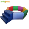 Preschool Indoor Playground Equipment Soft Toddler Play Ball Pits
