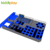 KD11036A Indoor Maze Trampoline Foam Pit Basketball Area Free Jumping Park Center