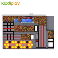 Customized Good Quality Ninja Course Trampoline Park Indoor Trampoline Kids Adult Playground
