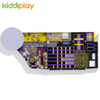 KD11055A Large Indoor Playground And Trampoline Play Center