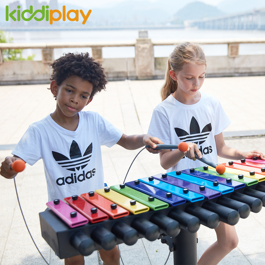 Good Quality Music Park Kids Outdoor Music Instruments Rainbow Percussion Instruments