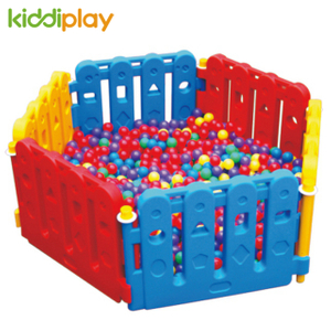 KiddiPlay Ball And Sand Pool Children Plastic Fence for Home