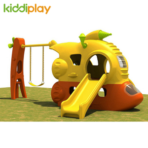 Kids Indoor Playground Equipment for Slide And Swing