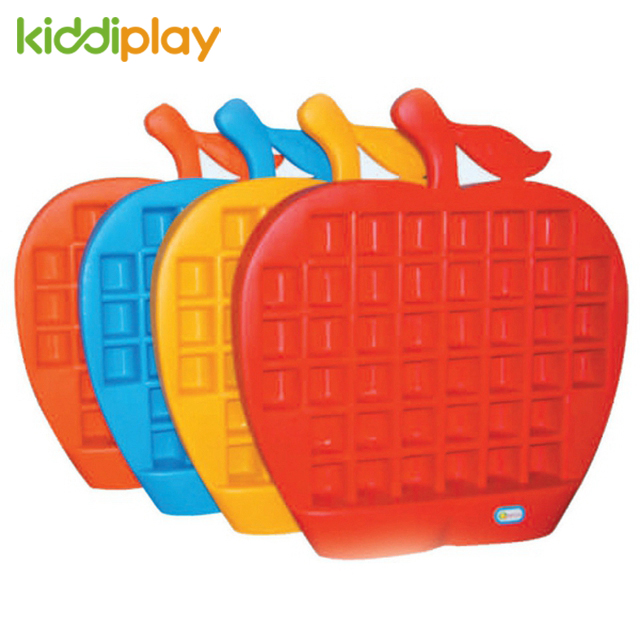 Kids Colored Plastic Mouth Drink Holder For Indoor