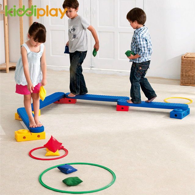 Used Happy Childhood Outdoor And Indoor Balance trails