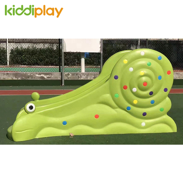 High Quality Wholesale Custom Cheap Play Toy Plastic Slide And Swing for Kids