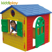 New Design Kindergarten Use Plastic Playhouse