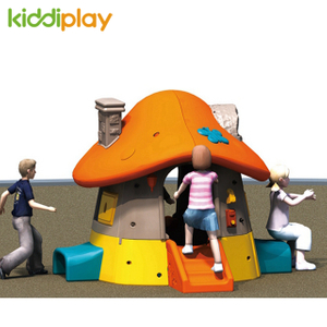Hot Sale Kids Indoor/Outdoor Plastic Mushroom Play House