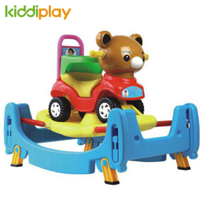Quadruple Plastic Rider for Kids Toy